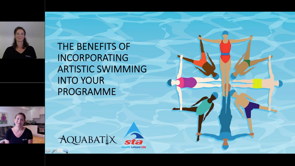 The Benefits of Incorporating Artistic Swimming Skills Into Your Swimming Programme