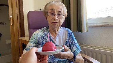 Bon anniversaire madame Spoelbergh