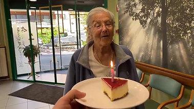 Bon anniversaire madame Remels