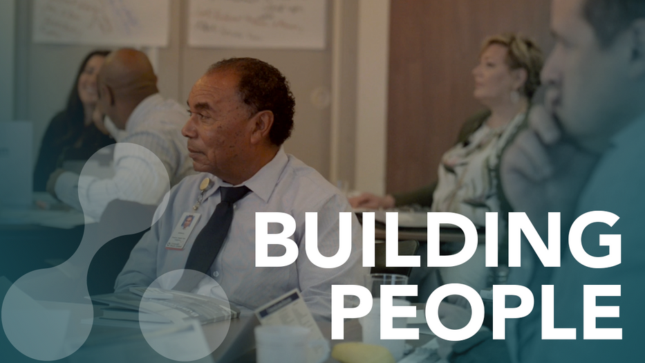 Building People Into Business Leaders