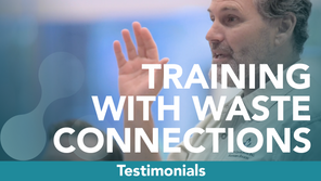 Business Acumen Training at Waste Connections