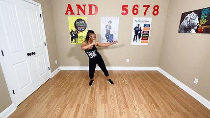 Instructional - Beginner's #2 Line Dance Workout