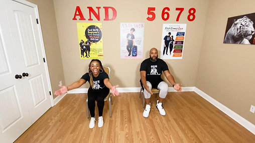 Sit & Party Chair Dance Fitness FOR SENIORS!