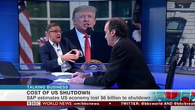President Trump's government shutdown - BBC Talking Business