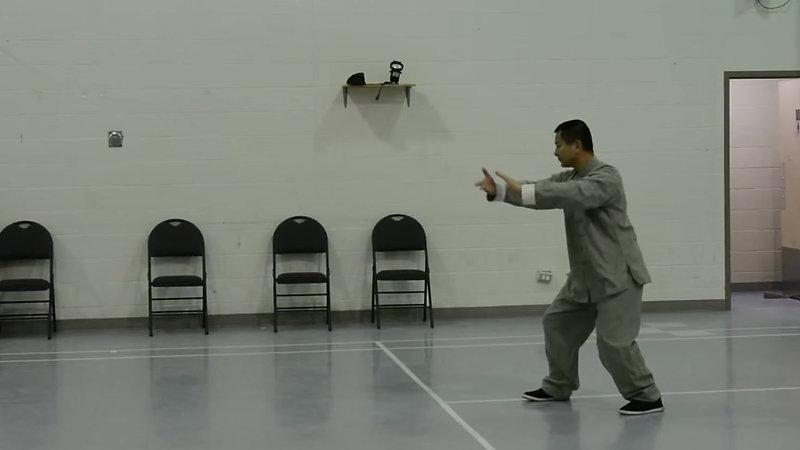 Wu Style Tai Chi 37 form