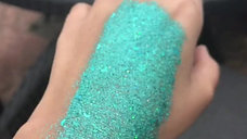 Moonshine Pressed Glitter by Miinachi Cosmetics