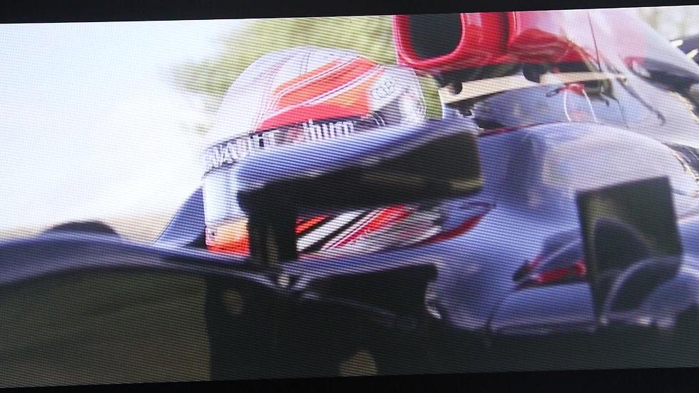 Ever See an F1 Car Tow an Airstream Trailer
