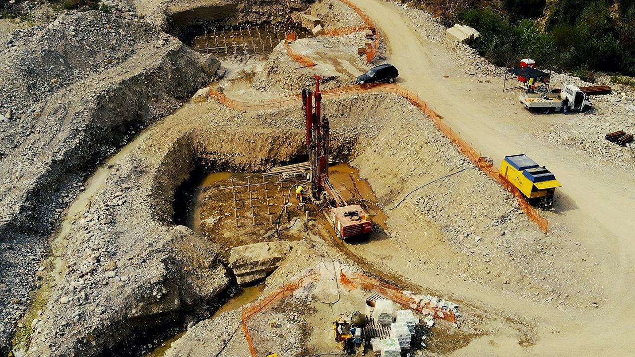 Colli Drill - Drilling Equipment