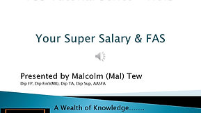 3. Your Super Salary