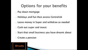 Superannuation – Approaching Retirement
