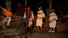 Disney: Johnny Depp Surprises Fans as Captain Jack Sparrow at Disneyland!