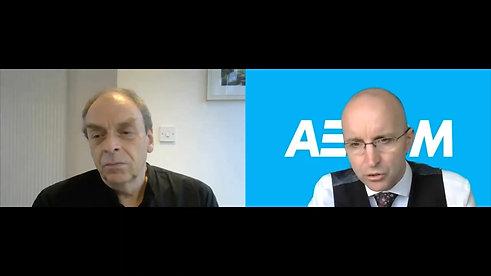 We spoke to Scott O'Neill-Gwilliams, AECOM