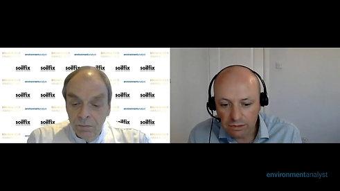 We spoke to Steve Jackson, Soilfix