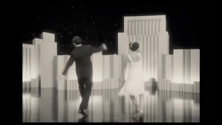 The artist, 2011,  official trailer