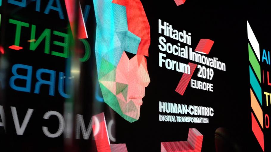 Hitachi Social Innovation Forum