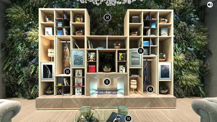 Spazio Herno Virtual Showroom