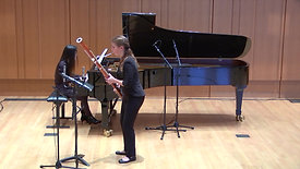 Sonata for Bassoon and Piano Op.168