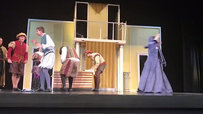 Merry Wives of Windsor: The Buck Basket Scene