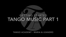Part 1: Your First 5 Tango Orchestras