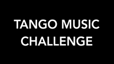 Musicality Challenge 1: Orchestra & Song