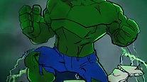hulk animation