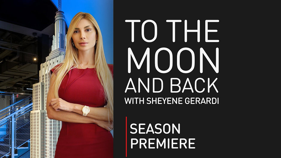 To The Moon and Back Teaser - AI