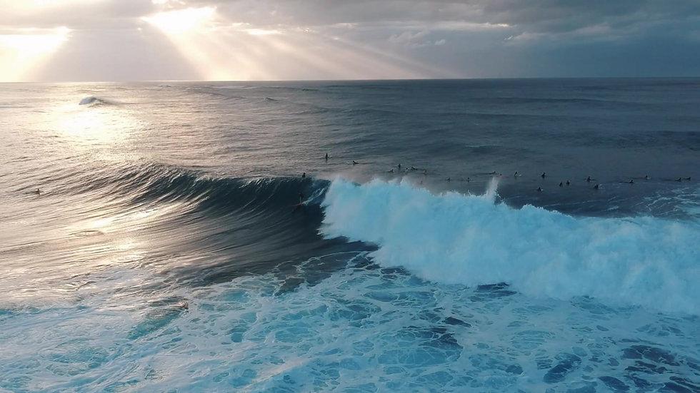 Showreel #2  |  Hawaii Surfers (LoS)