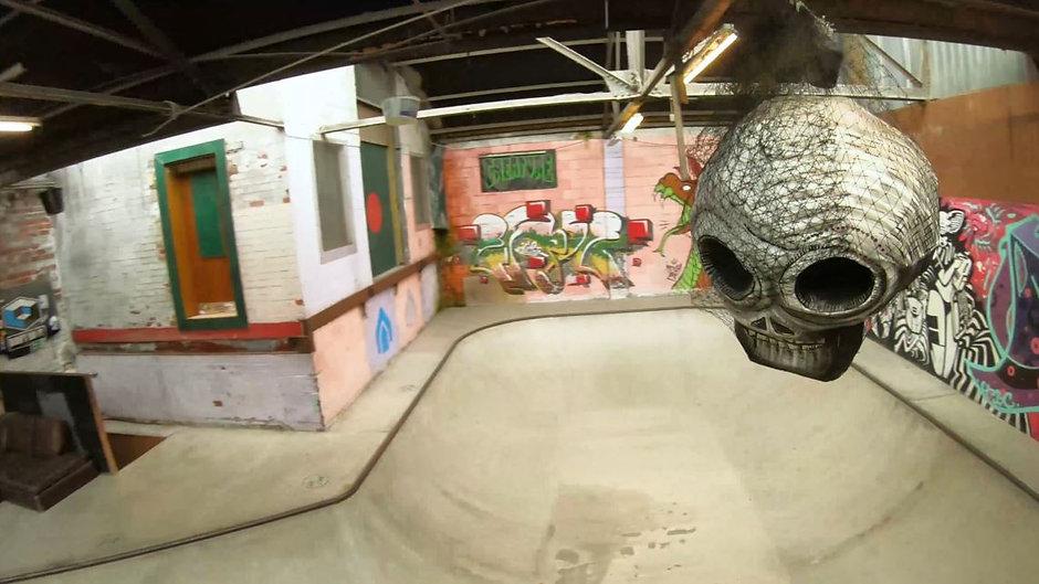 Showreel #9     The House Skatepark (FPV)