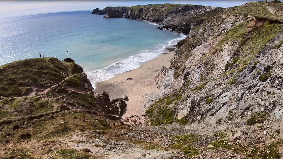 Showreel #6  |  Cornwalls Coastline (FPV)