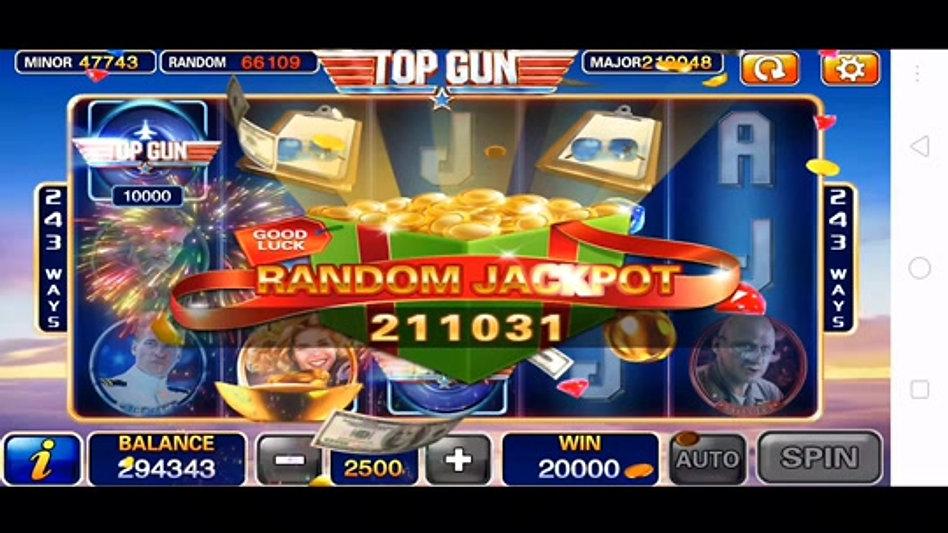 SUPER BIGWIN di Top Gun SCR888