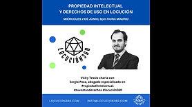 Propiedad Intelectual y Derechos de Uso en Locución.