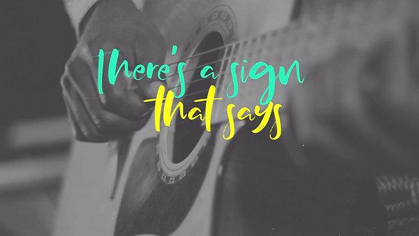 Gloire_Signs Lyric Video
