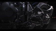 CB1000R Black Edition USP Film
