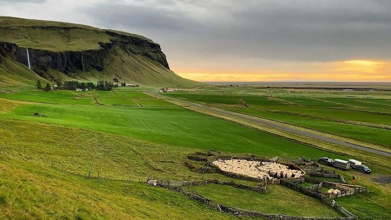 In viaggio con un'Italiano in Islanda: il Sud e i territori della Saga di Gunnar