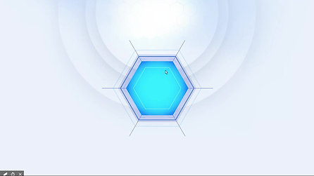 Hexagon Loading Video