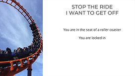 10DaysofVisualization-Stop the Ride I want to Get Off