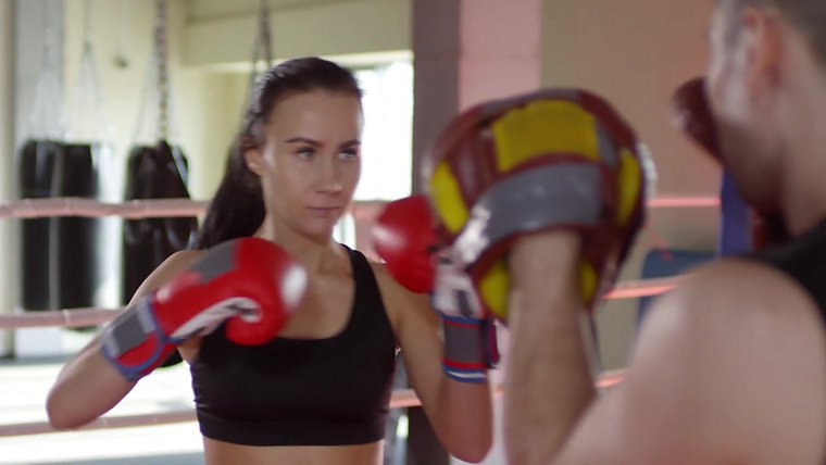 Boxing Fitness Class