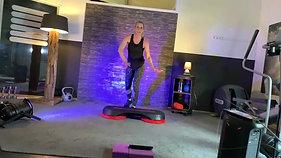 Step and Shape mit Kristina