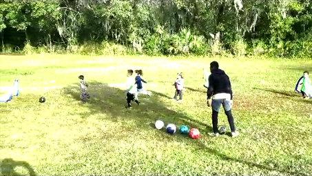 DF Summer Soccer Camp