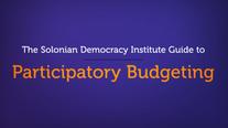Participatory Budgeting