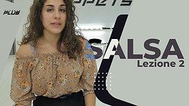 Melissa | Salsa | Lezione #02