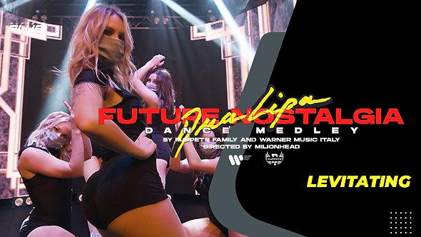 Future Nostalgia Tutorial | Levitating | Parte #04