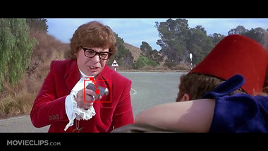 Austin Powers: Who sent you!