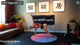 WHIIT Yoga with Sue 6/23/21