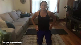 Free Strength Training Circuit with Karen 10/19/20