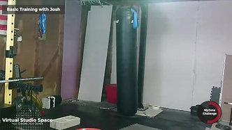 Basic Training with Josh RENTAL 2/20/21
