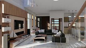 Hall/Living room