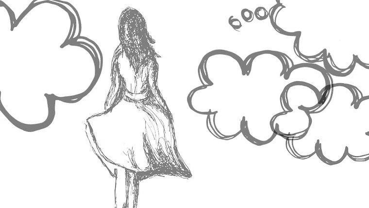 Step 2: Quietening my mind