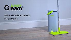 Sistema de limpieza mopa y cubo de EasyGleam