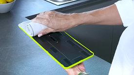 Fitting Microfiber Pads